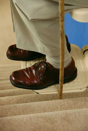 stairlifts features sensers
