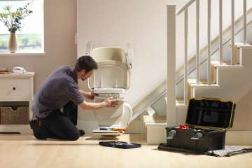 A guide to Stairlift Servicing with Superglide Stairlifts