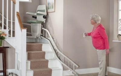 The process of reconditioning a used stairlift