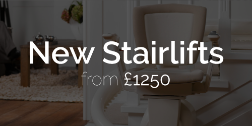 New stairlifts